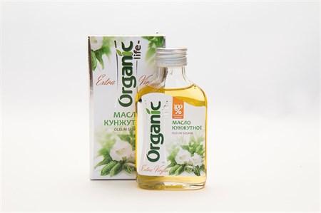 Масло ™  Organic  кунжутное, 100 мл - фото 5182