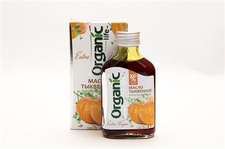 Масло ™  Organic  тыквенное, 100 мл - фото 5217