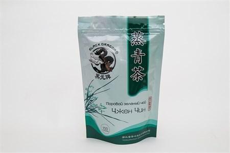 Чай ™  Черный дракон   Паровой зелёный 100г - фото 5276
