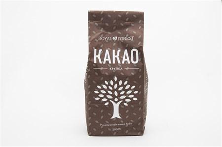 Какао-порошок ™  Роял Форест  натуральный 200 г. - фото 5284
