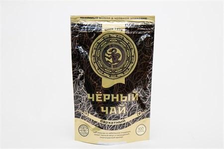 Чай ™  Черный дракон  Черный бархатный 100г - фото 5376