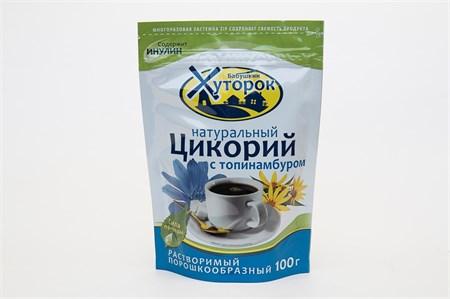 Цикорий  Бабушкин Хуторок   с топинамбуром  100 г. - фото 5485