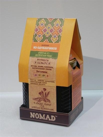 Варенье из одуванчиков 250гр.(Nomad) - фото 5823