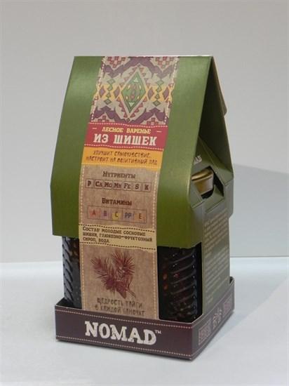 Варенье из cосновых шишек 250гр.(Nomad) - фото 5825