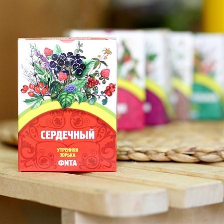 Чай ™  Алтай Старовер   Утренняя зорька  (сердечный) 40 гр. - фото 6136