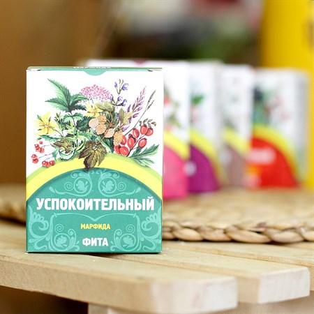 Чай  Марфида  (успокоительный)  40 гр. - фото 6140