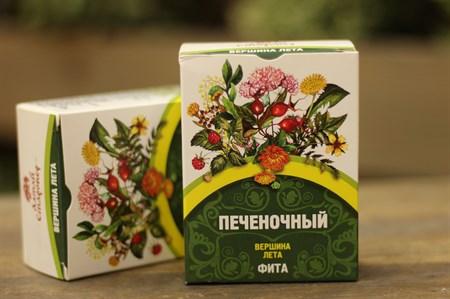 Чай ™  Алтай Старовер   Вершина лета  (печеночный)  40 гр. - фото 6143