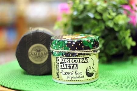 Кокосовая паста ™  Биозлак , 300 гр - фото 6385