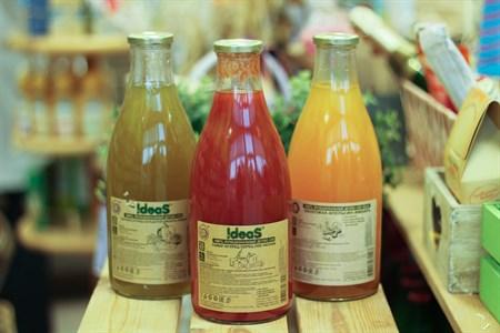 Сок ™  IDEAS  томат-огурец-перец-лук-чеснок,1л. - фото 6532