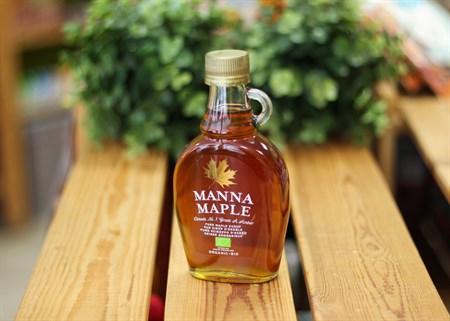 Сироп ™  Manna Maple  Кленовый ,250 гр. - фото 6979