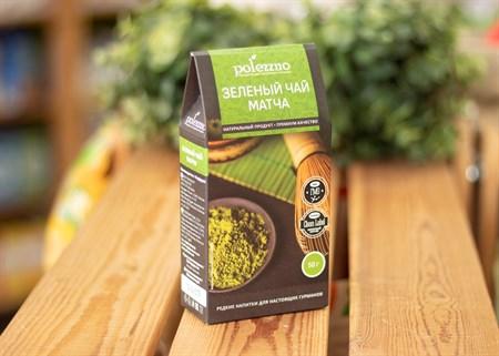 Чай зеленый Матча™  polezzno  50 гр - фото 7131