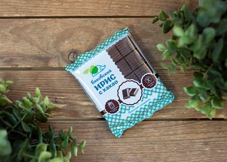 Ирис ™  Бековские сладости  с какао 150 гр. - фото 7220