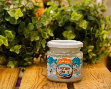 Мусс десертный кокосовый ™  Coconessa  170 гр. - фото 7337