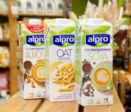 Напиток из СОИ ™  ALPRO Professional   обогащенный кальцием и витаминами , 1 л - фото 7359
