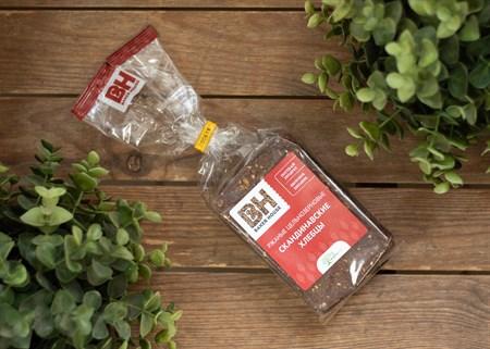 Хлебцы ™  Beker House   Скандинавские цельнозерновые ржаные 180 гр. - фото 7567