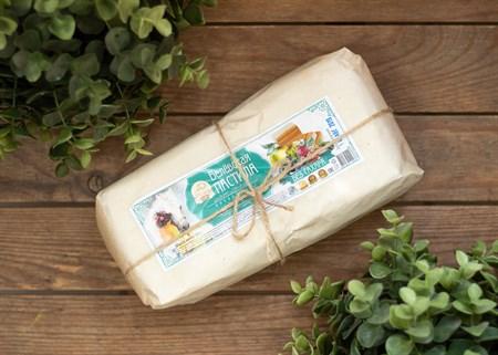 Пастила ™  Старые Традиции  яблочная С ЛЕСНЫМИ ЯГОДАМИ без сахара 300 гр. - фото 7574