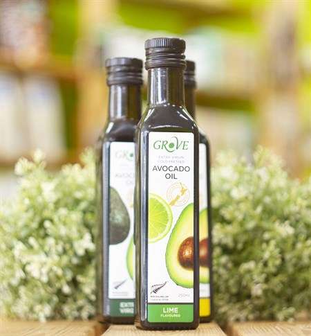 Масло авокадо™  Grove  с ароматом лайма 250 мл. - фото 7902