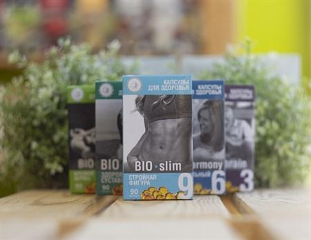 Масло ™  Дом Кедра  капсулы для здоровья   Стройная фигура   BIO slim  90 шт - фото 8004