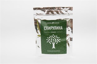 Спирулина ™  Royal Forest  (порошок) 100гр.