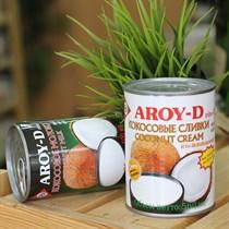 Кокосовые сливки ™  AROY-D , 560 мл.
