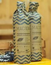 Масло подсолнечное ™  КФХ Якушев  холодного отжима, 1 л.