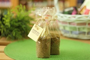 Приправа  для маринования мяса  Лимон и травы  ™  Зеленая Улица  80 гр