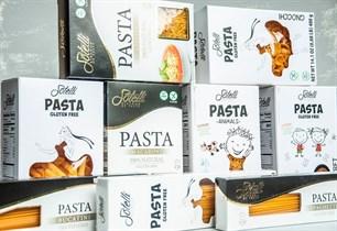 Макароны кукурузные ™  Sotelli  Спагетти 400гр.