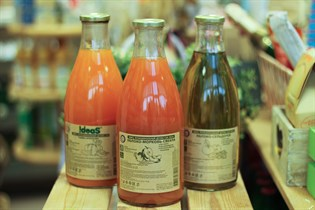 Сок ™  IDEAS  яблоко-морковь-свекла,1л.