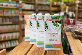 Напиток растительный ™  Normula  Молоко соевое,1 л.