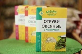Отруби овсяные ™  Компас Здоровья  с ламинарией 0.2 кг