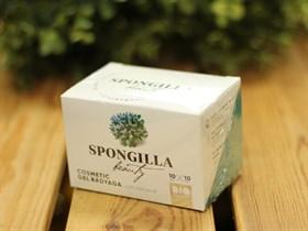 Маска-гель Бадяга с маслом расторопши™  SPONGILLA beauty  КОРОБКА 10 мл. *10 шт.