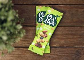 Батончики ™  Ол Лайт  фруктово-ореховый Арахисовый, 30 гр.