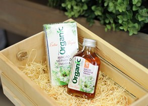 Масло ™  Organic  черного тмина, 100 мл