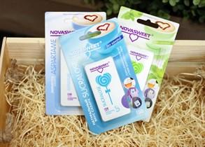 Подсластитель™  Novasweet    Сукралоза  150 таблеток