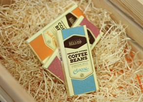 Кофе в шоколаде ™  КОФЕта  Классический шоколад 25 гр