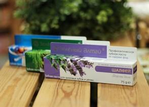 Зубная паста ™  Зеленый Алтай   Шалфей , 75 гр