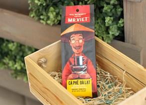 Кофе ™  Мистер Вьет жареный молотый Ca Phe Dalat  250 гр.