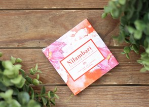 Шоколад ™  Nilambari  нежный на кэробе с ванилью ,65 гр.