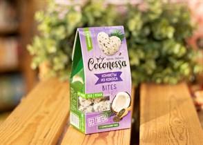 Конфеты кокосовые™  Coconessa   Семена Чиа  90 гр.