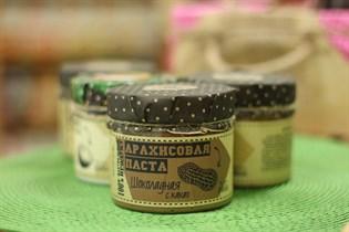 Арахисовая паста ™  Благодар  Шоколадная, 300 гр.