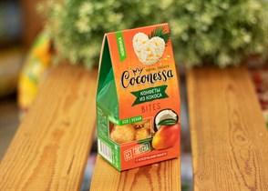 Конфеты кокосовые™  Coconessa   Манго  90 гр.