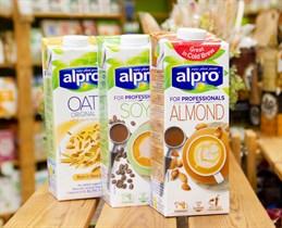 Напиток МИНДАЛЬНЫЙ ™  ALPRO Professional   обогащенный кальцием  , 1 л