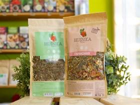 Чай фруктовый ™  BRUSNIKA TEA  Гармония 70 гр.