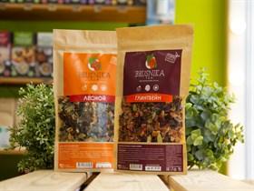 Чай фруктово-травяной ™  BRUSNIKA TEA  Глинтвейн  100 гр.