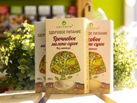 Молоко сухое ™  ОРГТИУМ  гречневое 100 гр