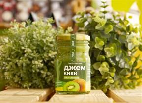 Джем без сахара ™  Солнечная Сибирь  Киви 210 гр