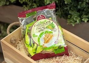 Конфеты ™  COBARDE el  Chocolate  мультизлаковые с жареным  кунжутом 150 гр