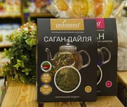 Чай Саган Дайля™  polezzno  50 гр