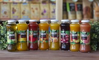 Сок™  JUICER  Томатный восстановленный с мякотью и солью 0,25 л.