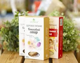 Кокосовый сахар ™  ОРГТИУМ   200 гр